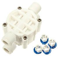1/4 дюйма 4 способ обратной воды фильтр автоматическое отключение клапана системы обратного осмоса
