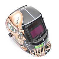 Череп солнечная авто затемнение сварочный шлем дуговой тиг миг шлифовки маска сварщика