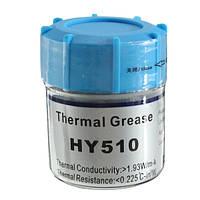 Hy510-CN10 серый теплопроводностью смазка паста для процессора GPU чипсета охлаждения