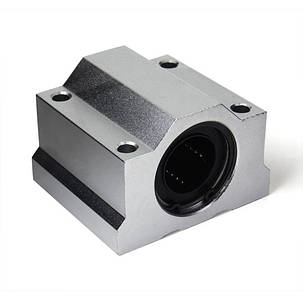 Sc25uu 25мм линейная ось подшипник блока движения подшипник скольжения блока для ЧПУ части, фото 2