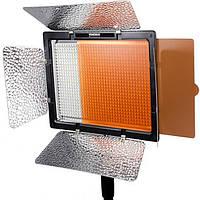Yongnuo YN900 5500K 7200LM светодиодные лампы видео панели адаптер питания с