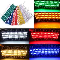 LED 60 SMD 5630 Модуль впрыска декоративные водонепроницаемый полосы света 12V