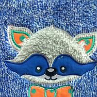 Пижама махровая от DUNES 2-3 г. Енот