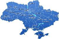 Все регионы Украины