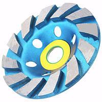 100 мм 4 дюймов Алмазный шлифовальный круг Бетонный каменный камень Мраморный шлифовальный диск
