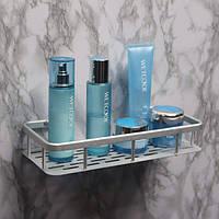 Alumimum настенные полки ванная комната хранения всякой всячины для одежды