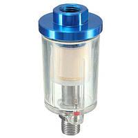 1/4 дюйма мини резьба BSP в соответствии воздушный фильтр влаги Ловушка для краски распылителем