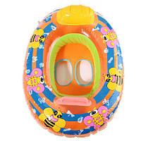 Надувные ребенка плаванию кольцо бассейн пляж бассейн плавать для детей