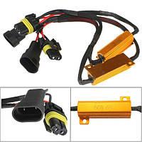 2 x carchet нв3 нв4 LED сигнал поворота нагрузочного резистора canbus для BMW и Audi