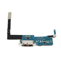 Гибкий кабель USB зарядка для док-порт+микрофон для Samsung Galaxy Примечание 3, фото 2