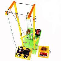 DIY Ассамблеи развивающие игрушки модель RC электрический лифт