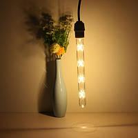 Т30 8вт Е27 280мм ретро LED лампы накаливания Эдисон лампочку 220V