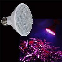 E27 138 LED 7w завод растут свет лампы сад гидропоники лампы горячие AC 220V