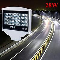 28вт LED водоустойчивый уличный свет IP65 ac85-Сид 265v открытый парк-роуд лампы