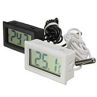 Аквариум-холодильник-инкубатор цифровой зонд встроенным термометром