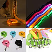 LED Мигает поводок собаки ночью безопасности дрессировки веревку тяги, фото 3