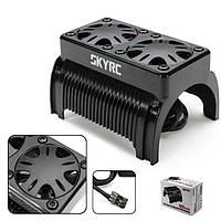 Skyrc Твин безщеточный мотор радиатор охлаждения Вентилятор с жильем