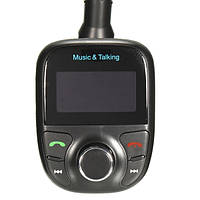 Авто Набор Hands Free MP3 Play FM Transimittervs Lcd Дисплей USB TF