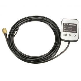 3м GPS антенный кабель автомобиль авто DVD-плеер разъем антенны SMA 1575.42MHz 1TopShop