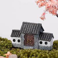 Мини историческом здании микро-ландшафтных украшений сада поделки декор