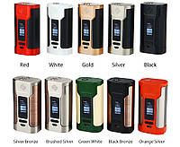 WISMEC Predator 228 BLACK AND BROWN