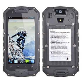 Snopow m8 + 4.5-дюймовый mtk6589 IP68 водонепроницаемая РТТ Walkie Talkie телефон