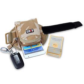 BUBM На открытом воздухе Спорт Бегущая водонепроницаемая сумка большой емкости Сумка Чехол для мобильного телефона - 1TopShop