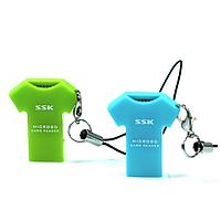 ССК scrs052 многофункциональный TF кард-ридер для мобильного телефона
