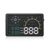 И6 6 дюймовый экран автомобиль HUD с obd2 интерфейса всеобъемлющего дисплей