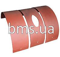 Захисний лист (для пневмонагнітача Putzmeister) Hardox