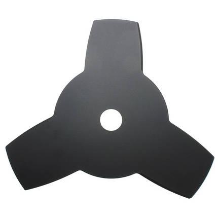 Кусторез лезвие металлический диск 25.4 3 зуба инструмент Strimmer сорняков, фото 2