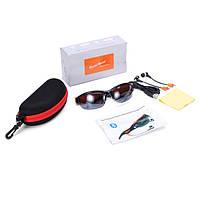Умный ответ на вызов стерео-гарнитура солнцезащитные очки с функцией Bluetooth