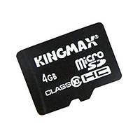 Kingmax 4Гб Class 10 микро-SD TF / микро SD карты для андроид
