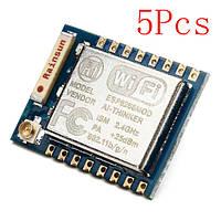 5шт с esp8266 эцн-07 удаленный последовательный порт беспроводной приемопередатчик беспроводной модуль