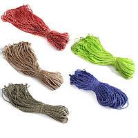 100 метров Многофункциональный 4 мм толщина прочный строп шнур