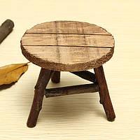 Закки мини-мини-стол стул фотография реквизит
