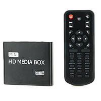 HD 1080p HDD автомобиль мультимедийный проигрыватель AV реклама