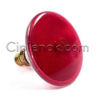 Лампа инфракрасная PAR38 175 Вт красн.