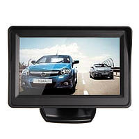 4.3Inch TFT LCD монитор для вида сзади + камера заднего вида с ночным зрением