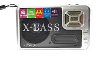 """Радиоприемник c USB/SD и аккумулятором. """"GOLON"""" RX-991REC."""