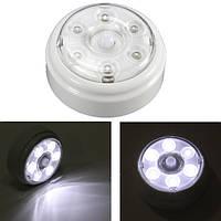 Беспроводной ИК инфракрасный датчик движения 6 LED ночник дома открытый
