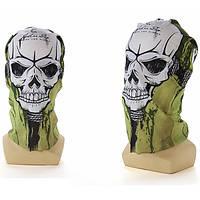 2шт черепа в CS платок Велоспорт лицо охранника шарфы маски