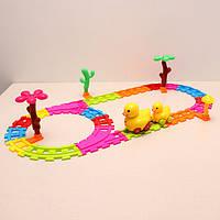 Для детей дети музыка дак вагонов развития электронного DIY игрушка
