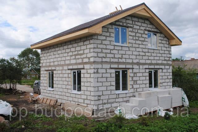 Как строить дом из пеноблоков самостоятельно?
