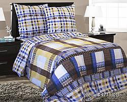 Комплект постельного белья двуспальный  СТИЛЬ ПОПЛИН (навол.50*70)