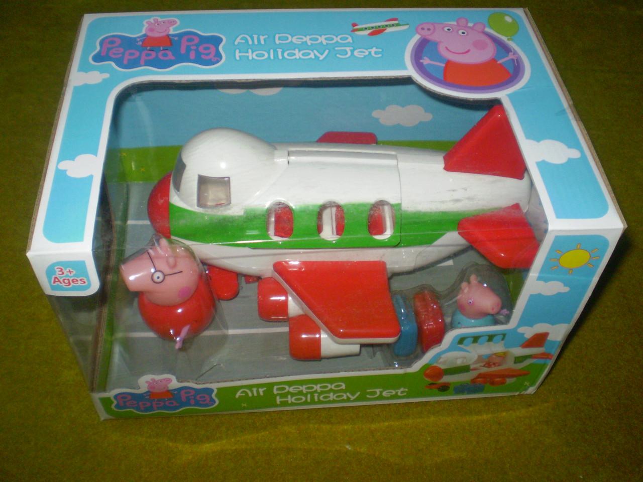 Самолет Свинки