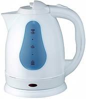 Электрочайник ASTOR HHB 1623 кухонный астор 2000 вт классический белый с индикатором бытовой чайник