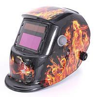 Дух огня солнечная авто затемнение сварочный шлем дуговой и аргонодуговой сварки MIG шлифования сварщиков маска
