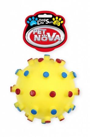 Игрушка для собак Зубной шарик Pet Nova 12 см