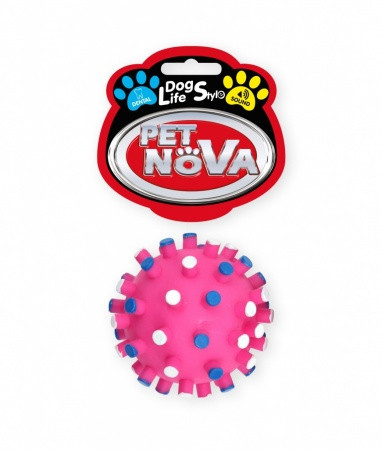 Игрушка для собак Зубной шарик Pet Nova 7 см